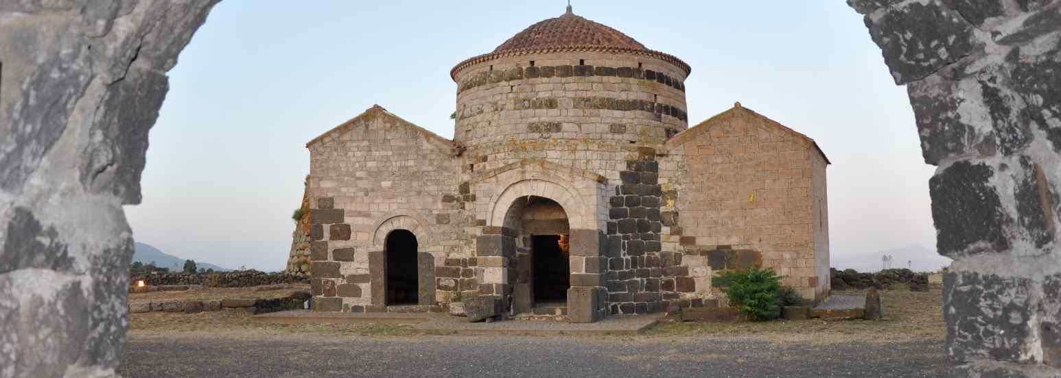 Chiesa di Santa Sabina, Silanus